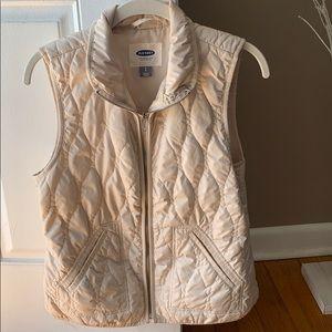 Light down vest